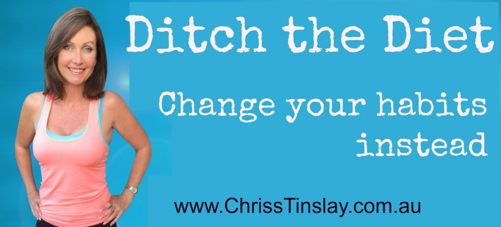ditch the diets change habits instead