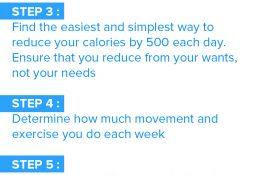 5-simple-steps-to-lose-1kg-per-week