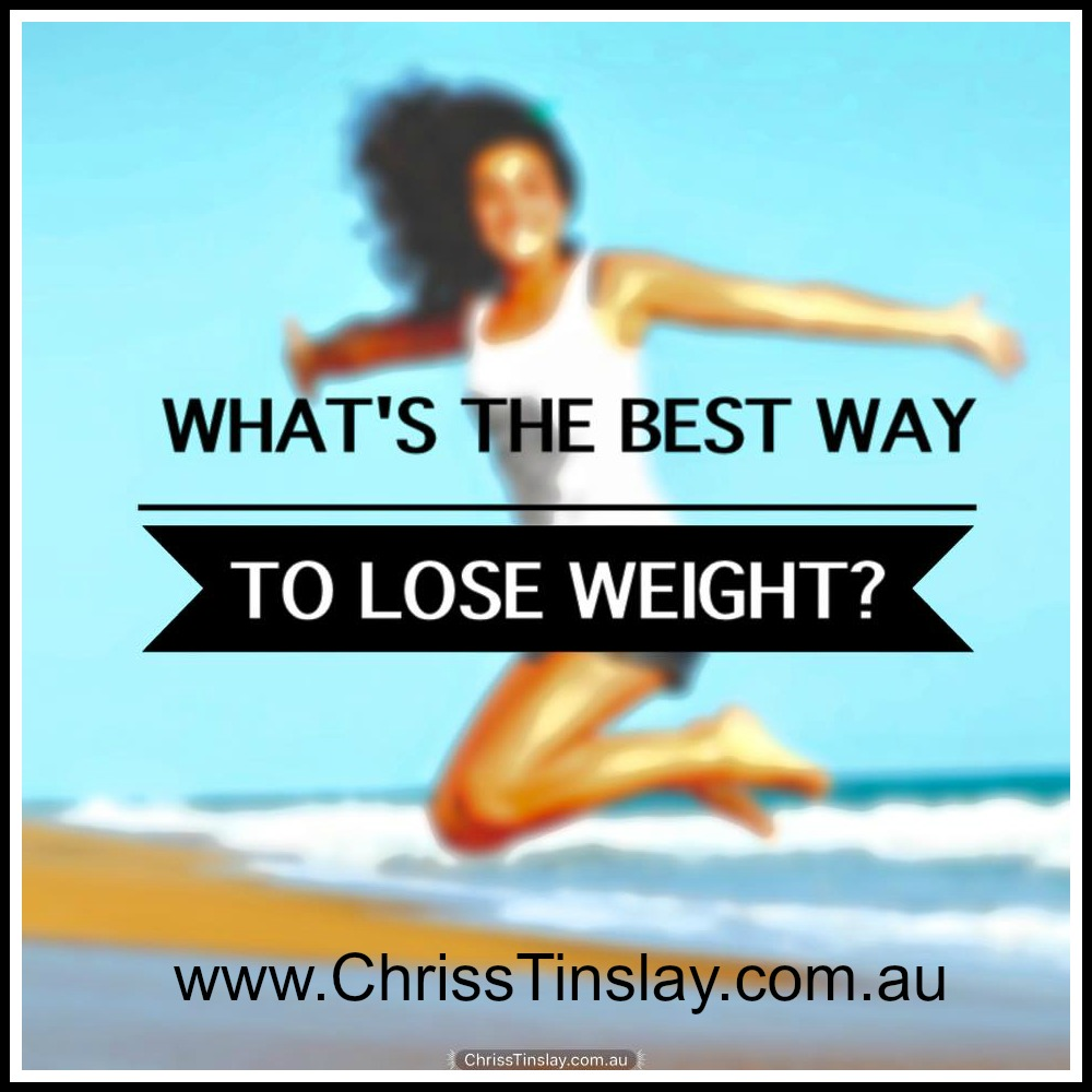 Best way to lose weight for a mesomorph