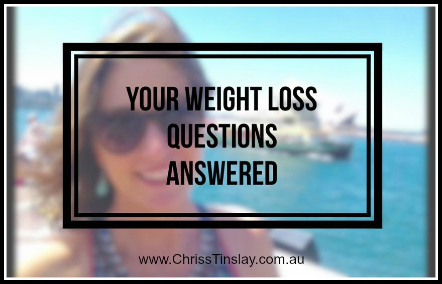 Frequently Asked Weight Loss Questions And Super Simple Answers
