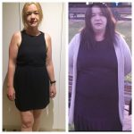Michelle's 35kg weight loss success using balance and moderation