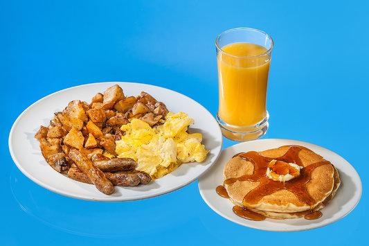 breakfast 2000 calories